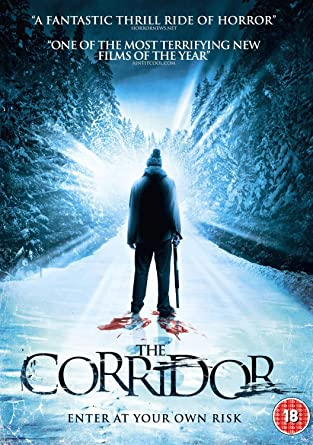 The corridor dvd amazon stephen chambers james gilbert the corridor dvd sciox Images