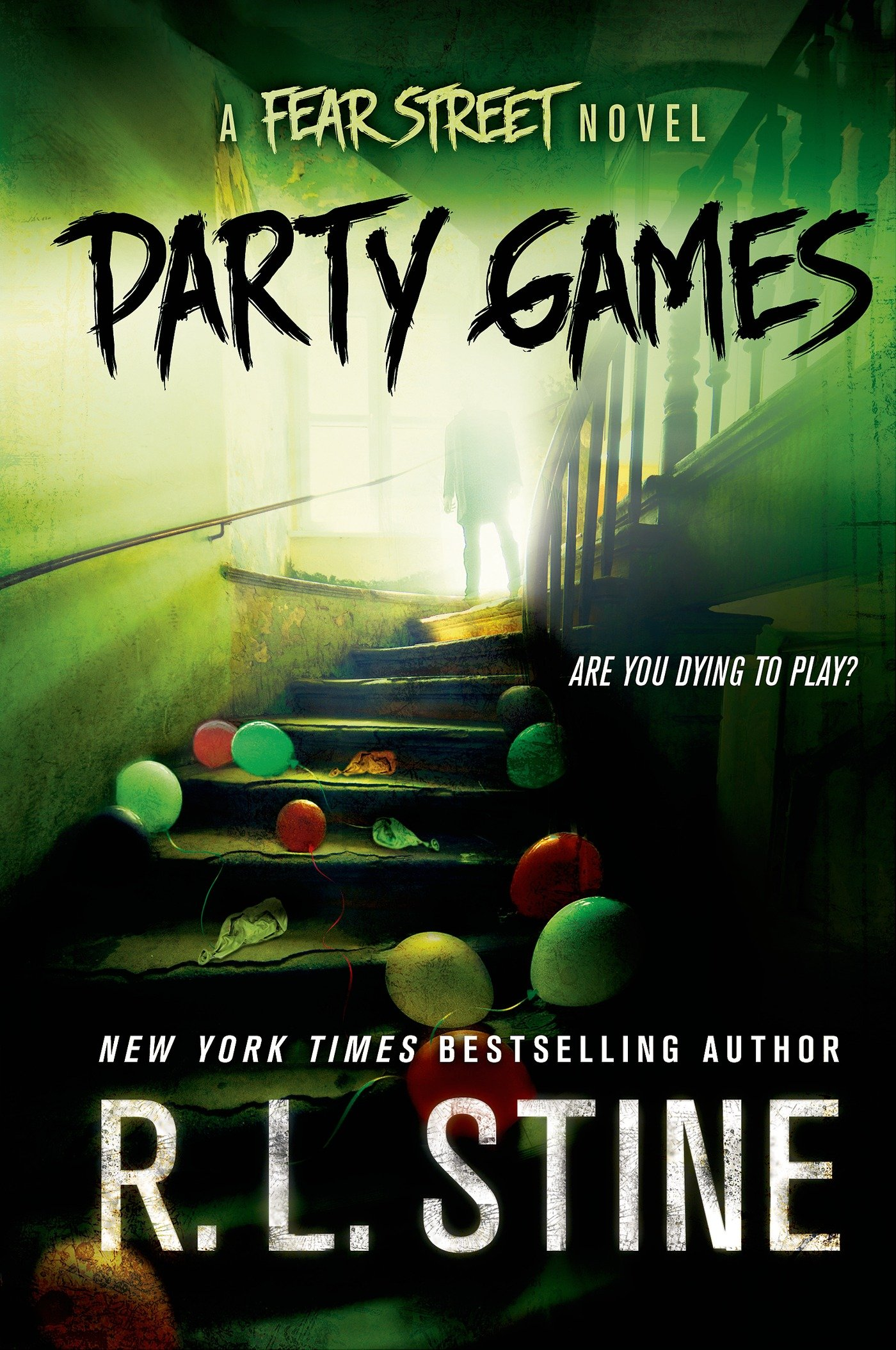 Party Games (Fear Street): Amazon.co.uk: R. L. Stine ...