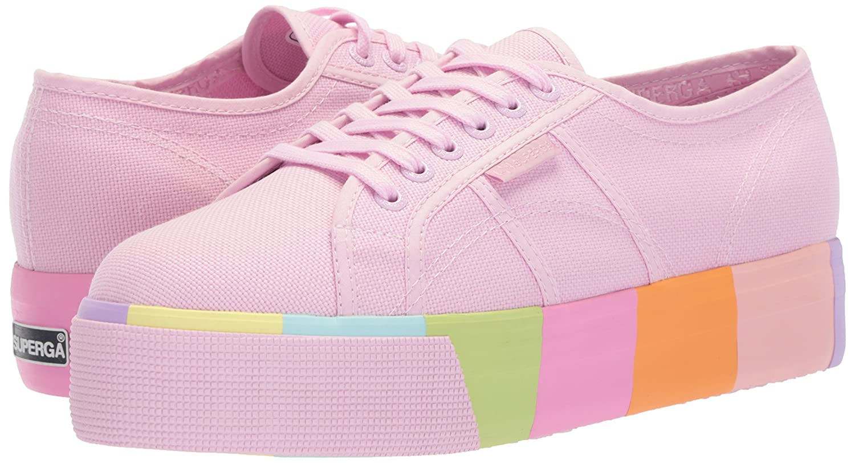 Superga B073ZNQFGN Women's 2790 Cotmultifox Sneaker B073ZNQFGN Superga 37 M EU (6.5 US)|Pink bc48be