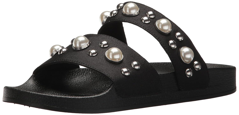 49a32ff847e0 Amazon.com  Steve Madden Women s Polite Slide Sandal  Shoes