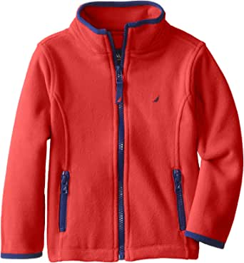 Nautica Little Girls'  Polar Fleece Jacket