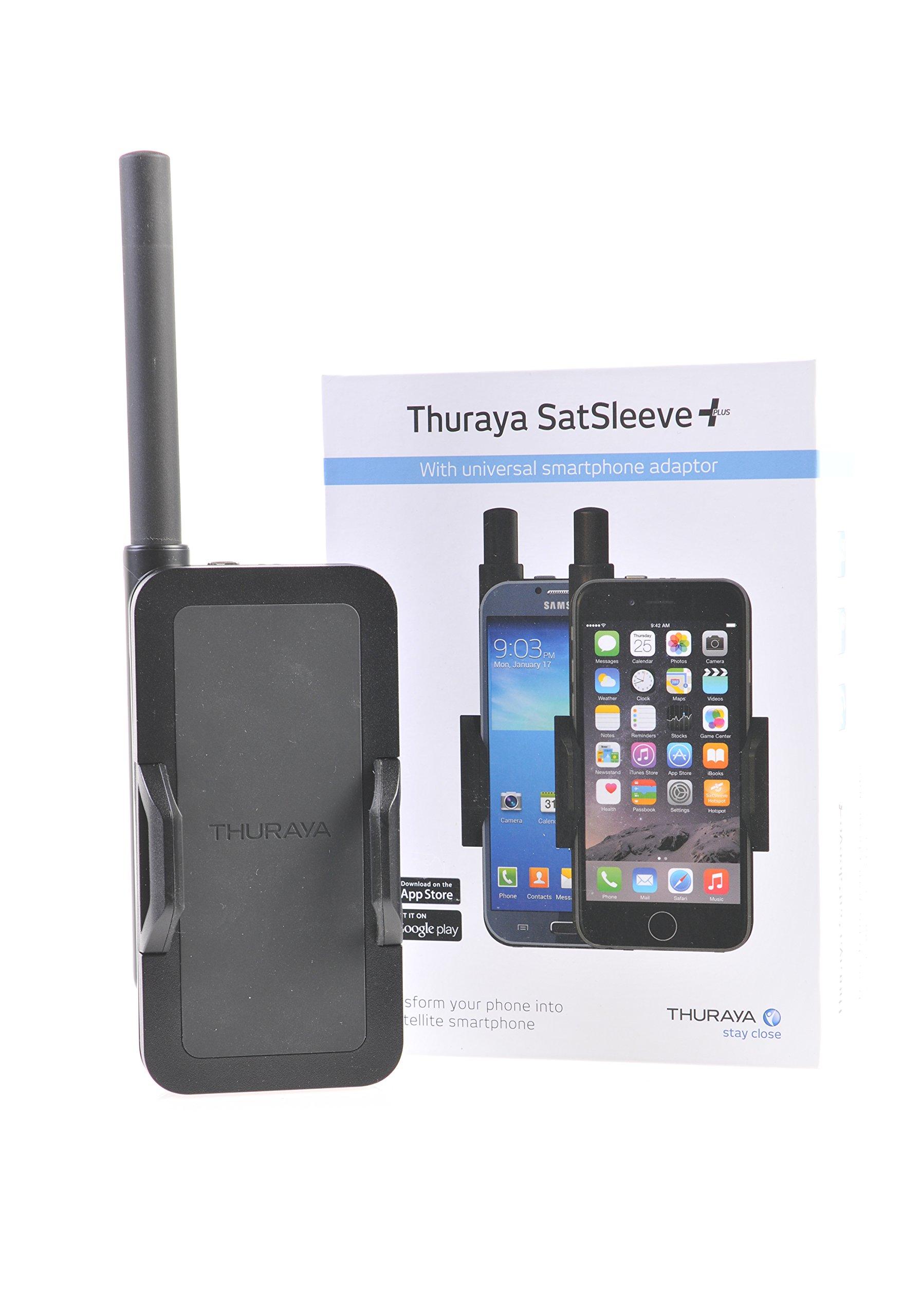 Thuraya satellite Satsleeve + (Plus) for Smartphones iPhone Android by Thuraya