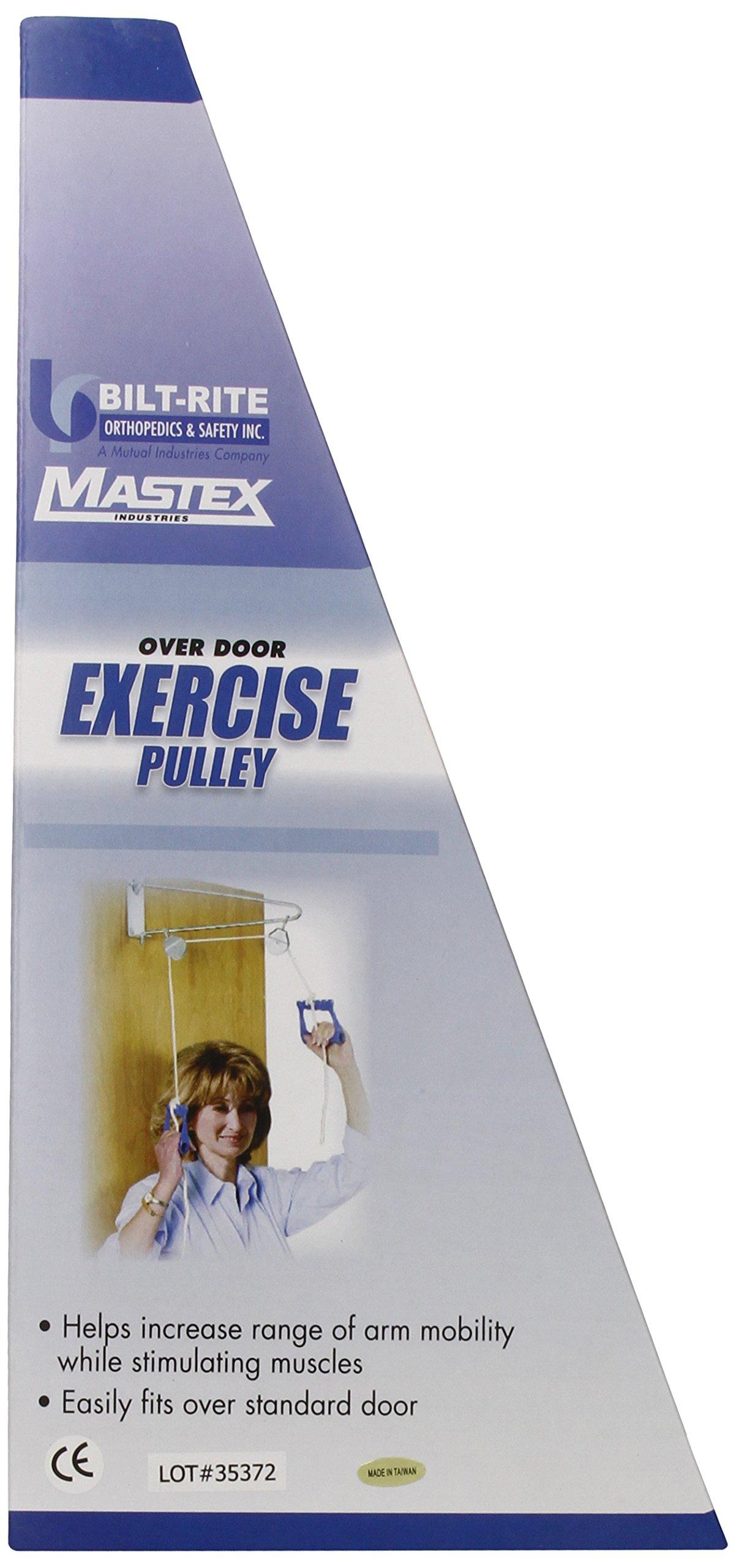 Bilt-Rite Mastex Health Cervical Overdoor Pulley Set