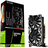 EVGA 06G-P4-1068-KR GeForce GTX 1660 Super Sc Ultra Gaming, 6GB GDDR6, Dual Fan, Metal Backplate