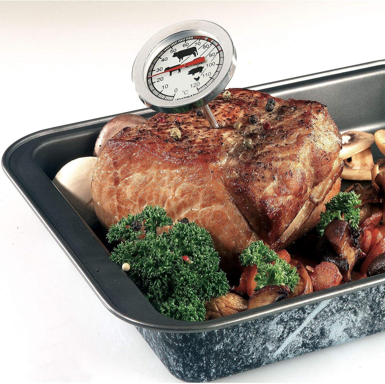 Asado termómetro de cocina termómetro termómetro carne de acero inoxidable de Westmark