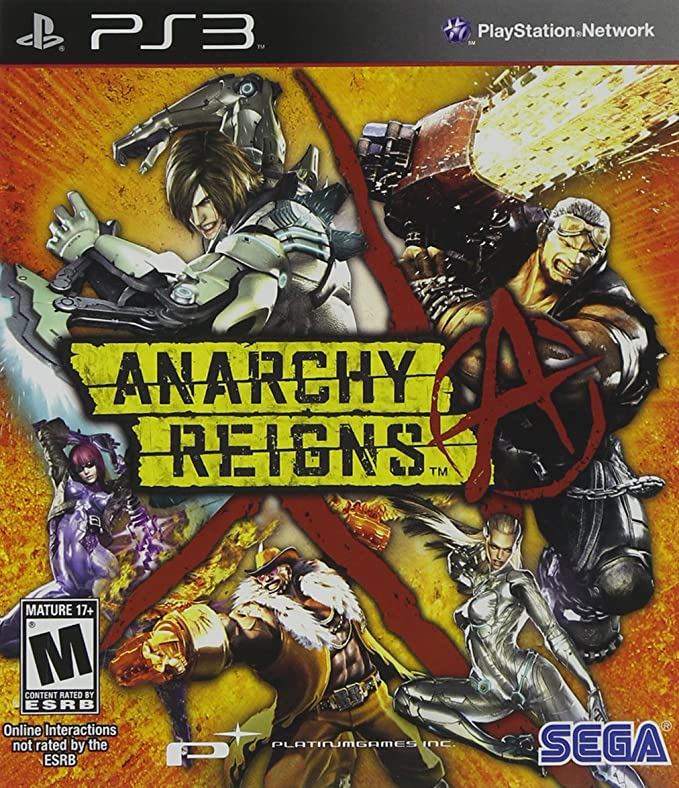Jogo Anarchy Reigns - Playstation 3 - Sega