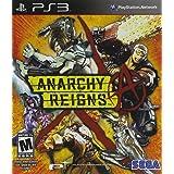 Jogo Anarchy Reigns - Ps3