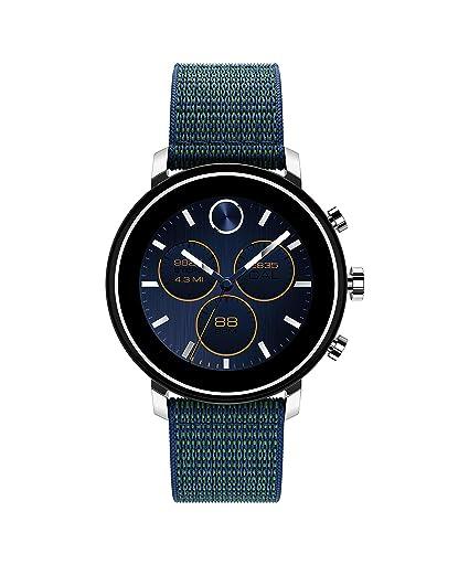 Amazon.com: Reloj inteligente Movado (Modelo: 3660030): Watches