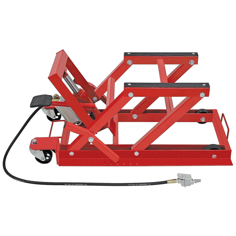 1500 lb. Capacity Extreme Max 5001.5041 Pneumatic//Hydraulic Motorcycle//ATV Jack
