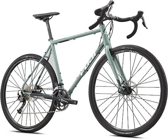 Bicicleta de carretera Gravel Bike Fuji Jari 2.3 2018 – 52 cm ...