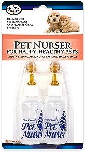 Four Paws Pet Nursing Bottle Kit