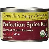Teeny Tiny Spice Co. of Vermont Organic Perfection Spice Rub, 2.8 Oz