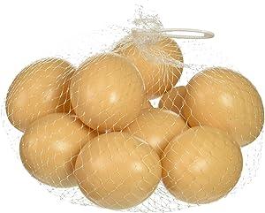 Artificial Nest Eggs Fake Food Dummy House Decor (10pcs)