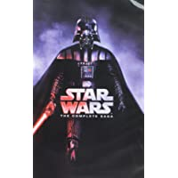 Star Wars: The Complete Saga on DVD
