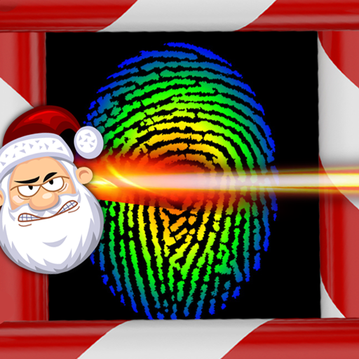Santa's Naughty or Nice Finger Print Scanner for $<!--$0.99-->