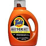 Tide 10x Heavy Duty Liquid Laundry Detergent, 69 fl oz 36 loads