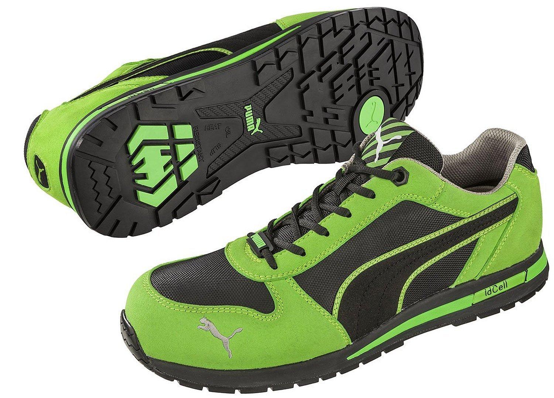 PUMA[プーマ]安全靴【Airtwist】(プーマセーフティスニーカータイプ)《012-Airtwist》 B01B5FIPSC 26.5 cm|グリーンロー グリーンロー 26.5 cm
