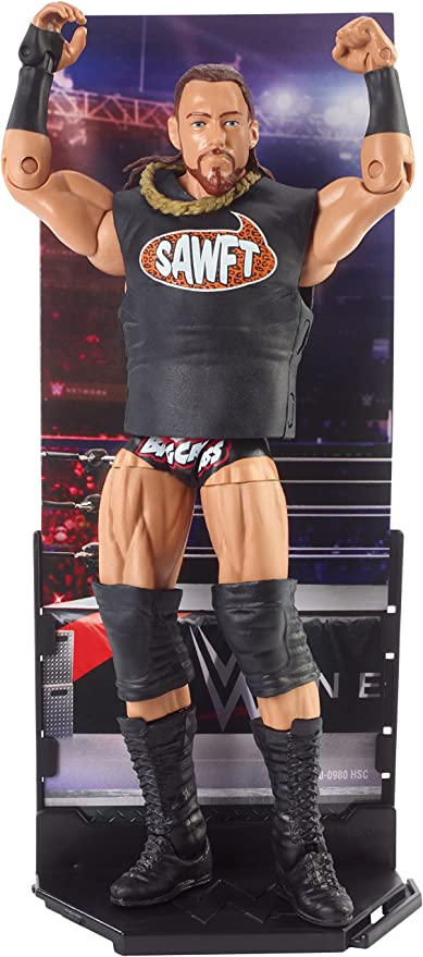 WWE Wrestling Mattel Elite Series 49 Big Cass Figure