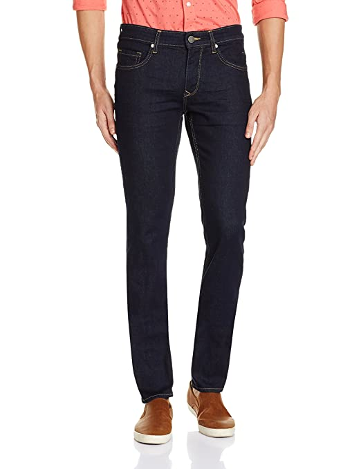 LP Jeans By Louis Philippe Men's Slim Fit Jeans  men clothing amazon