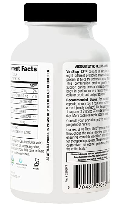 Amazon.com: Enzymedica enzima Defense: Health & Personal Care