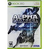 Alpha Protocol The Espionage Rpg - Xbox 360