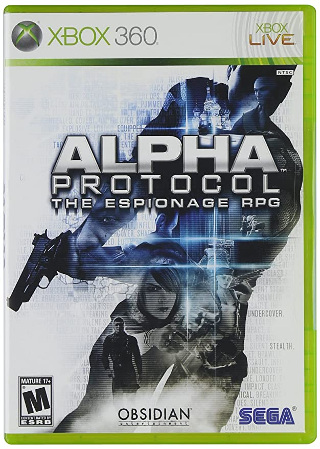 SEGA Alpha Protocol, Xbox 360 Xbox 360 vídeo - Juego (Xbox ...