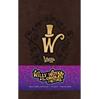 Willy Wonka Hardcover Ruled Journal (Journals)