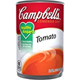 Campbell's Healthy Request Condensed Soup, Tomato, 10.75 Ounce (Pack of 12)