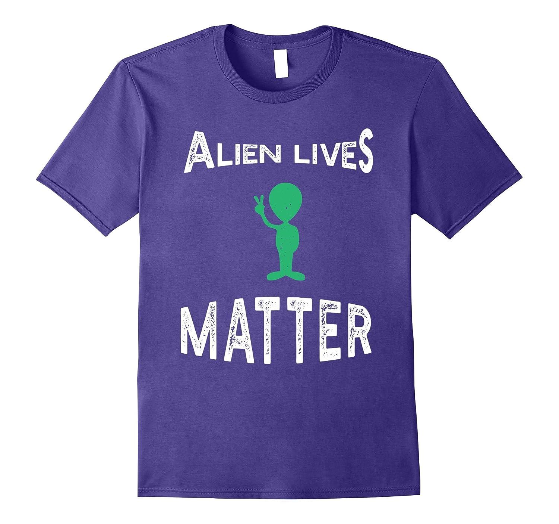 Pink Alien OG Art T-shirt