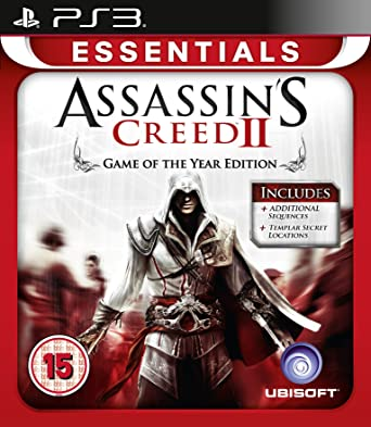 Assassin S Creed 2 Game Of The Year Playstation 3 Essentials
