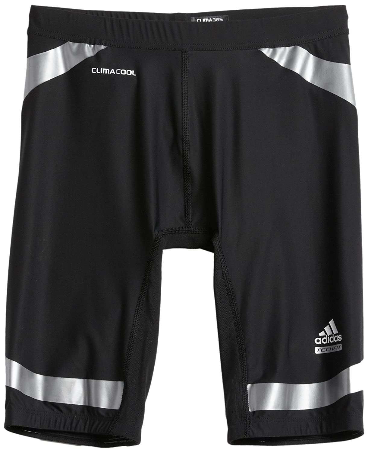 low priced 475aa 2af68 adidas Men's Techfit Powerweb Compression Short Tight