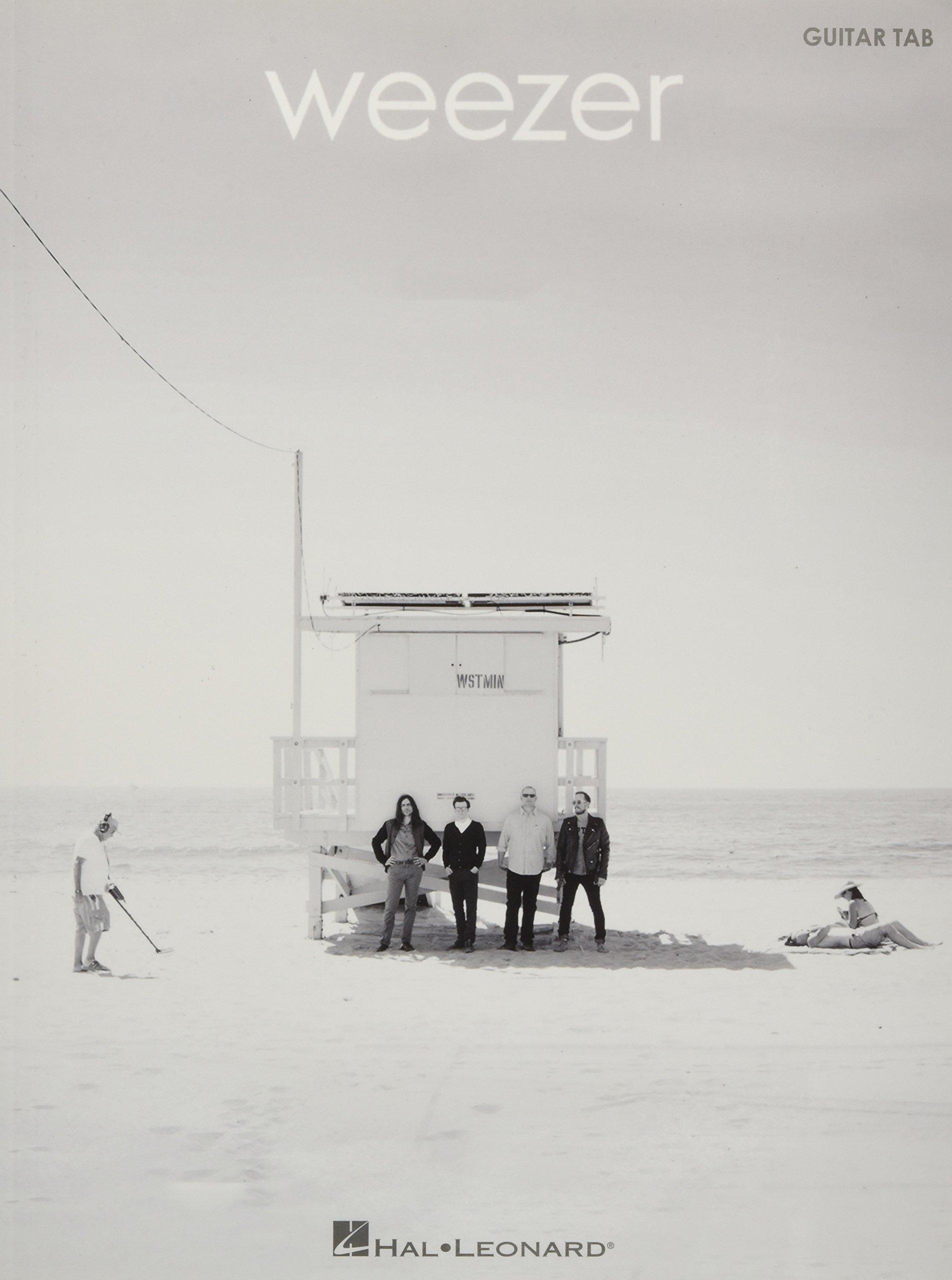 Amazon Weezer Weezer The White Album Tab Transcriptions