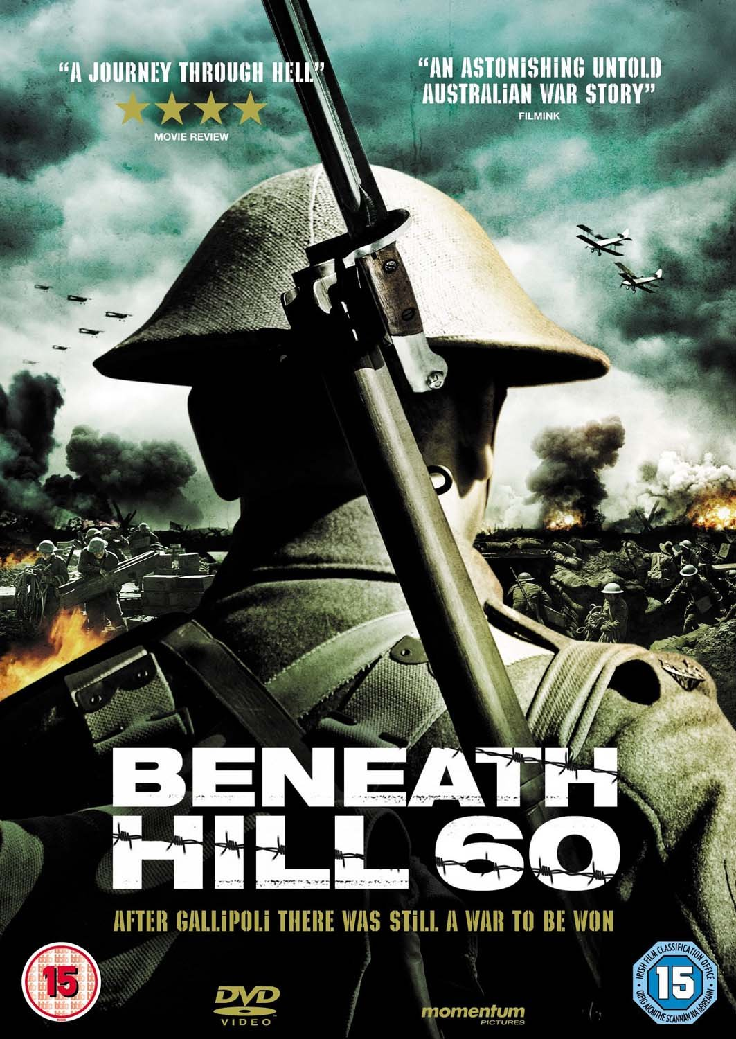 Beneath Hill 60 Dvd Reino Unido Amazon Es Beneath Hill 60 Cine Y Series Tv