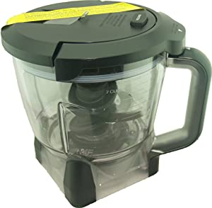Ninja Blender 64oz Food Processor Bowl Attachment Kit - BL770 BL780 BL771
