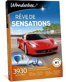 5a493e6bf0c7 Wonderbox - Coffret cadeau sensation - RÊVE DE SENSATIONS - 3930 activités   pilotage, plongée