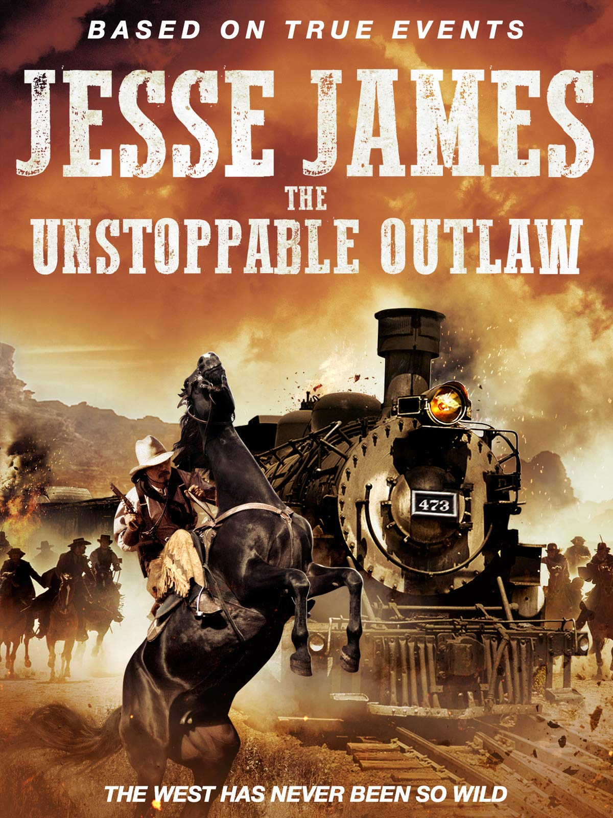 Jesse James The Unstoppable Outlaw on Amazon Prime Video UK