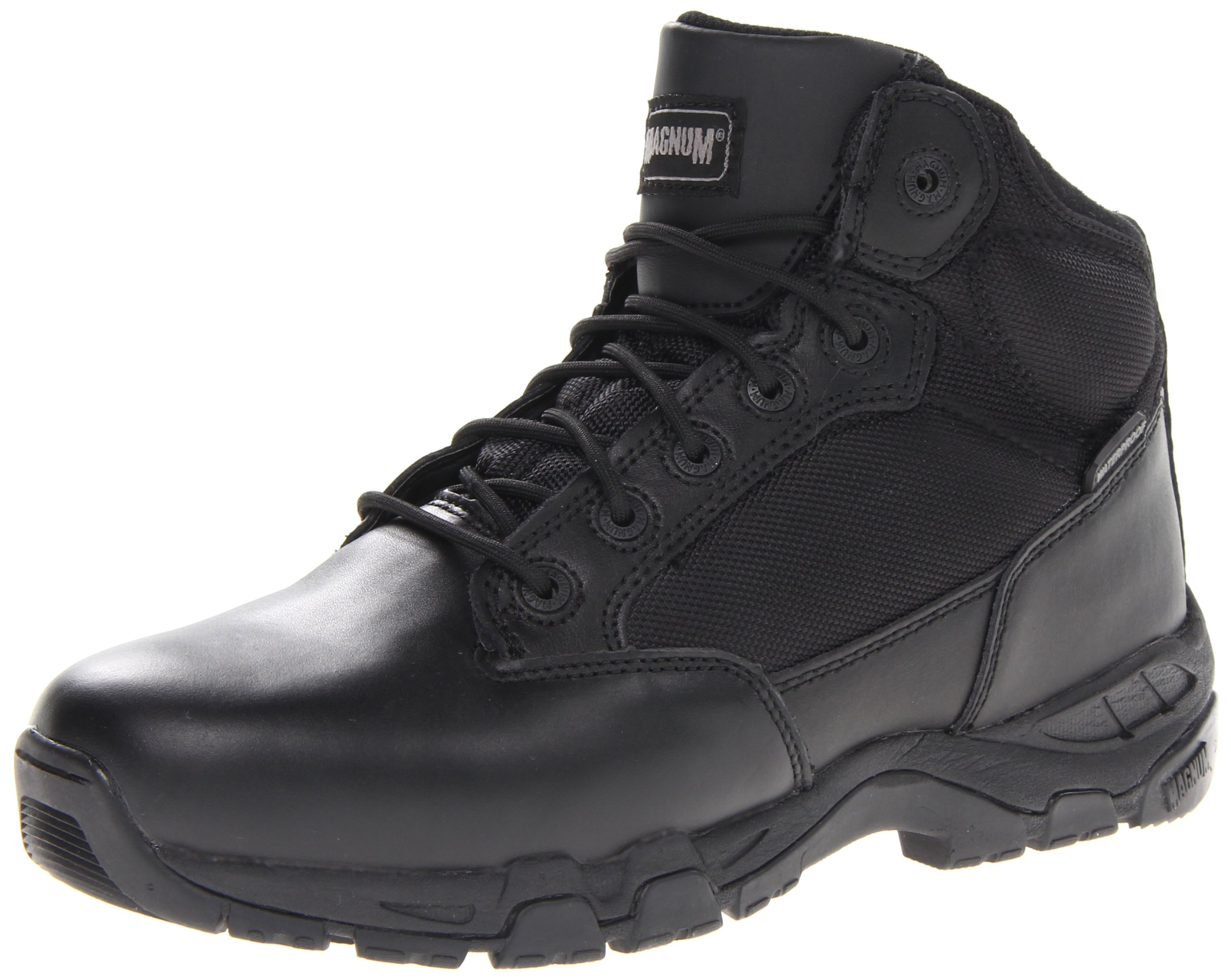 Magnum Men's Viper Pro 5 Waterproof Tactical Boot,Black,10.5 M US by Magnum