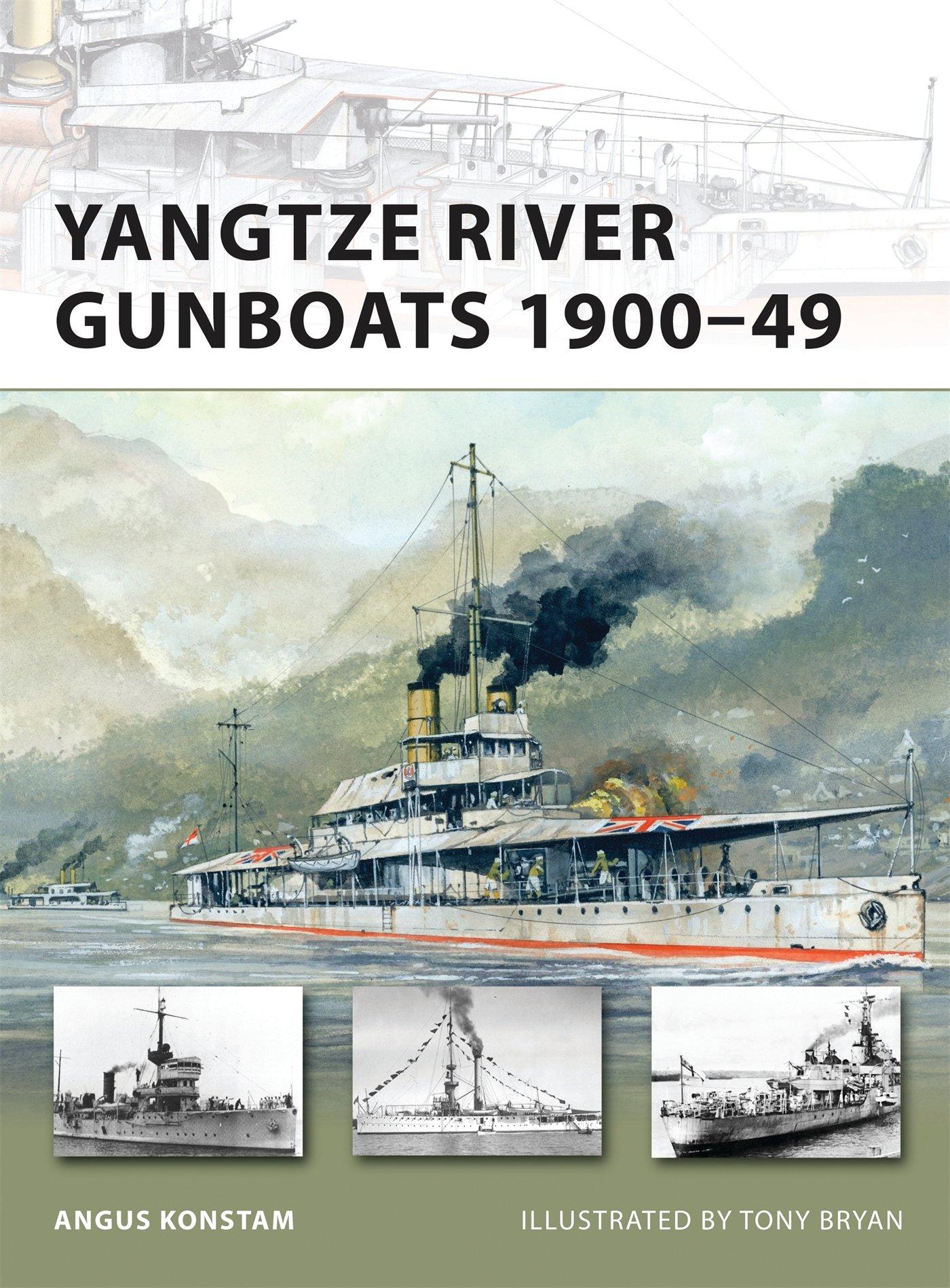 Download Yangtze River Gunboats 1900–49 (New Vanguard) ebook