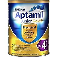 Aptamil Gold+ 4 Junior Toddler Nutritional Supplement Milk Formula From 2 Years Babies 900g