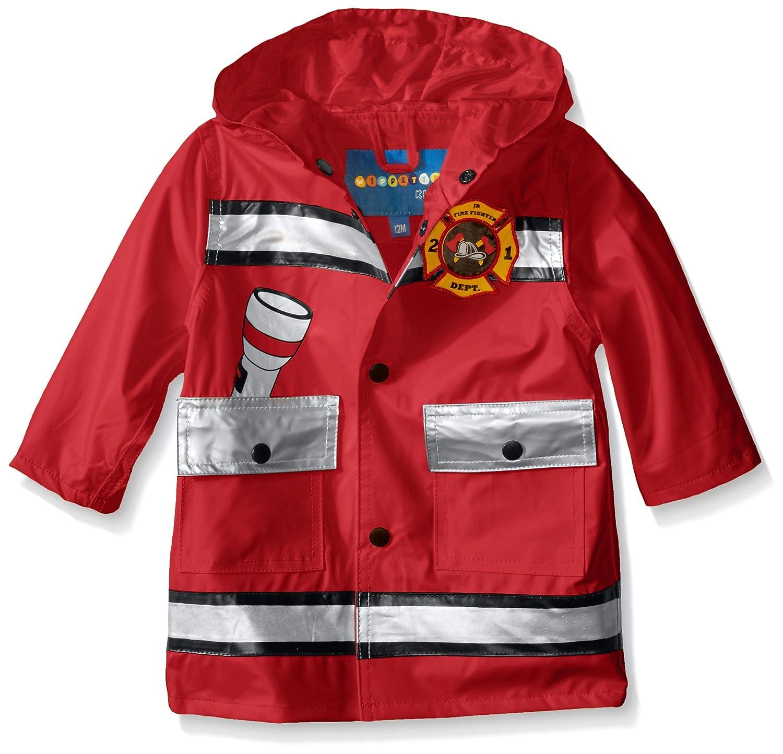 Wippette Baby Boys' Fireman Rainwear WB665049
