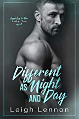 Different as Night and Day (Father/Son Duet Book 2) Kindle Edition