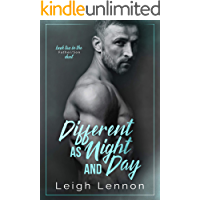 Different as Night and Day (Father/Son Duet Book 2)