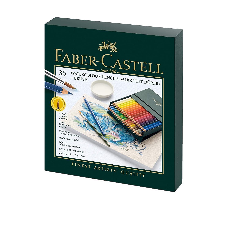 Faber-Castell 117538 - Aquarellstift Albrecht Dürer, 36er Atelierbox B000UEDTUE   Verkauf Online-Shop