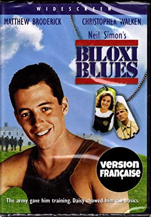 Biloxi Blues English French 1988 Widescreen Regie Au Quebec