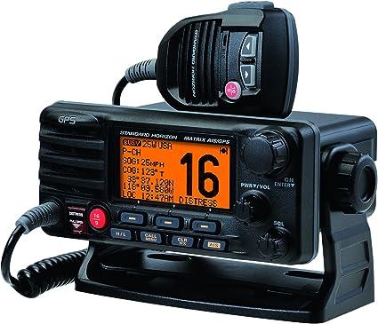 VHF Standard Horizon gx-2200e: Amazon.es: Deportes y aire libre