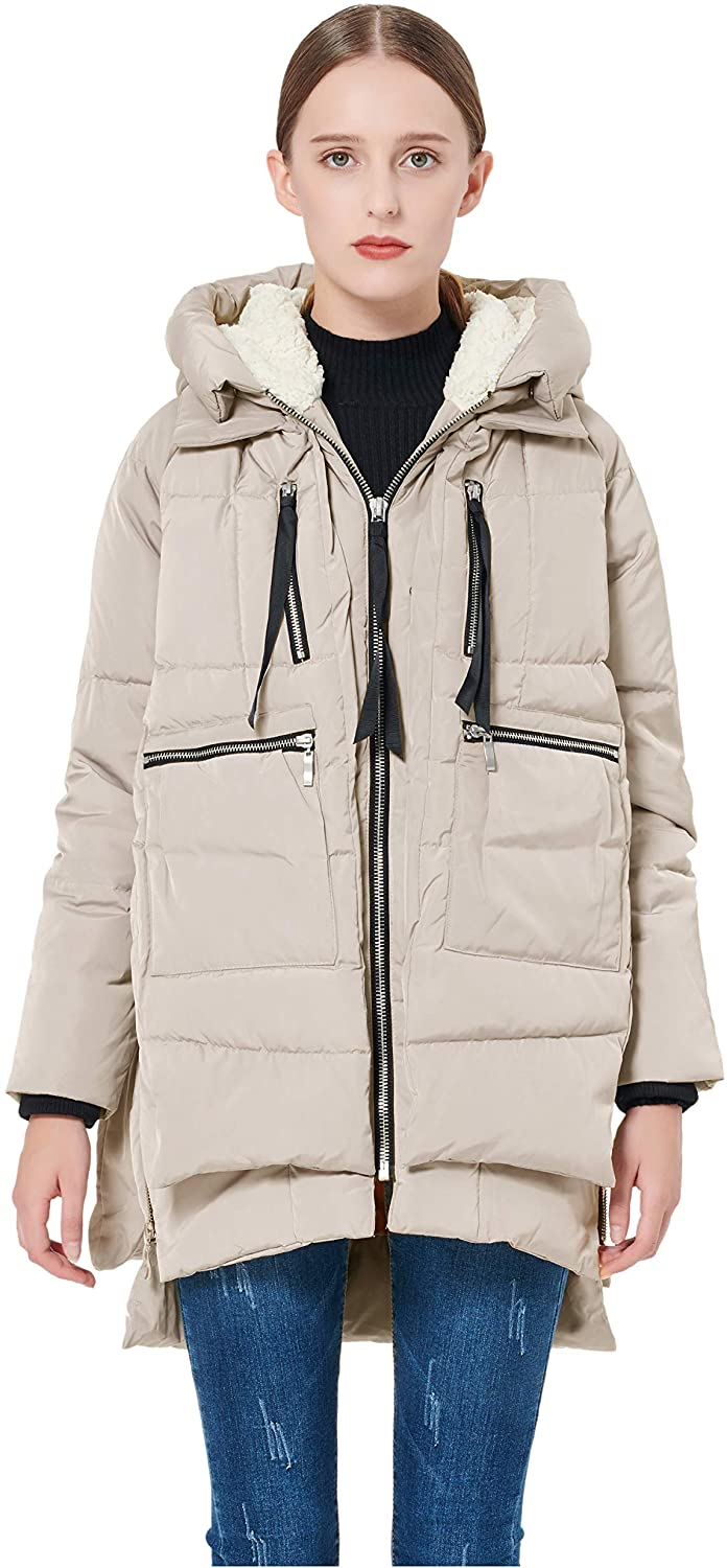 Orolay Women S Thickened Down Jacket Amazon Ca Clothing