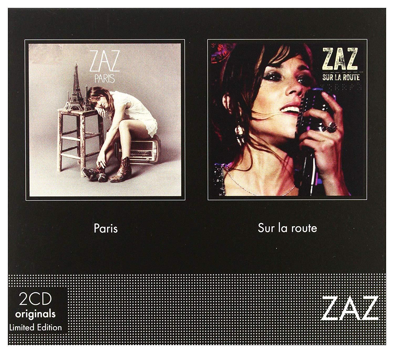 Zaz - Paris (Standard Edition) & Sur La Route (Standard Edition) (Coffrets) (2 CD)