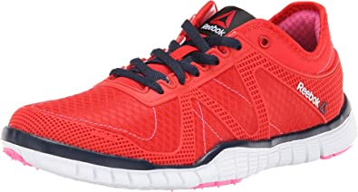 f4914a3f32 Amazon.com | Reebok Womens Zquick Tr Lux Fitness and Running Shoes ...