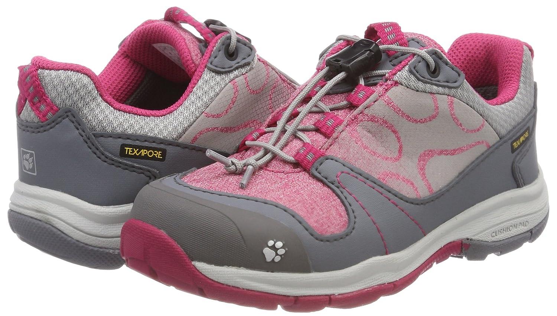 Jack Wolfskin Kids Grivla Texapore Low G Hiking Shoe