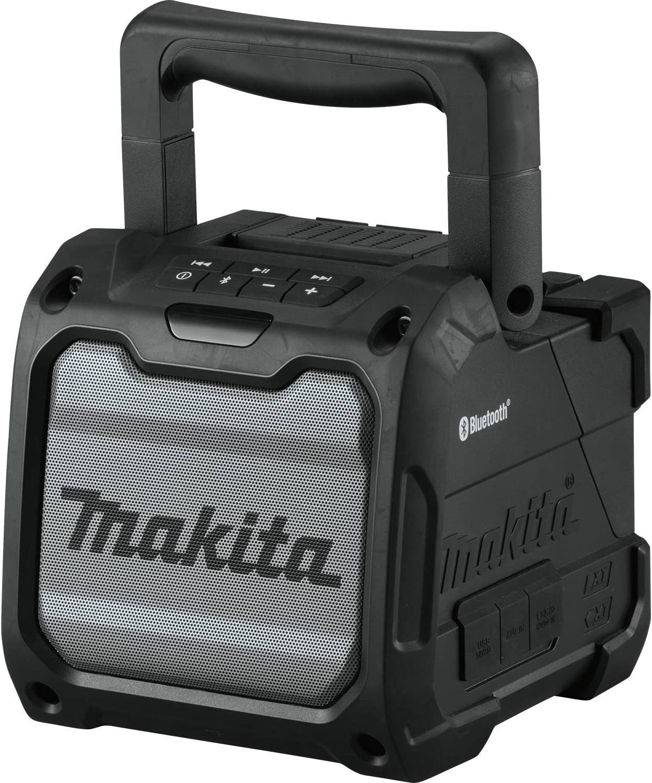 Makita XRM9B 9V LXT / 9V max CXT Lithium-Ion Cordless Bluetooth Job Site  Speaker, Tool Only